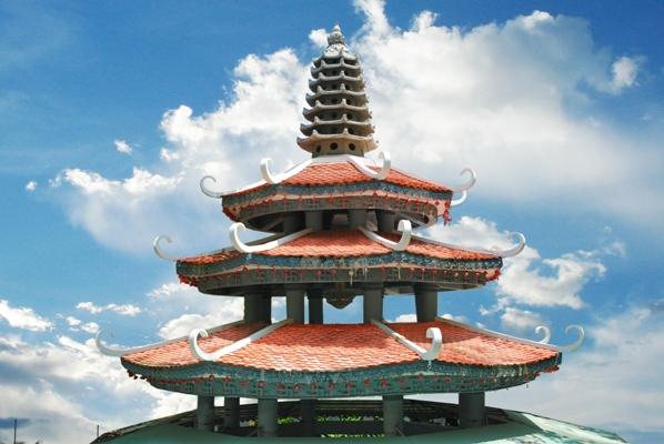 Hình ảnh mới nhất về chùa Linh Sơn Cổ Tự