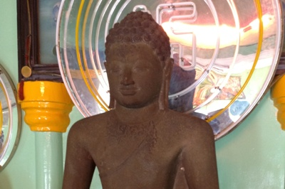Linh Sơn cổ tự - ngôi chùa Hòa thượng Thích Trí Tịnh từng nhập thất tịnh tu